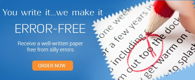 Online proofreading editing services